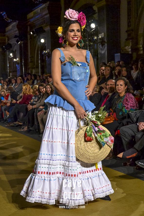 Moda Flamenca para el Rocío 2017 6