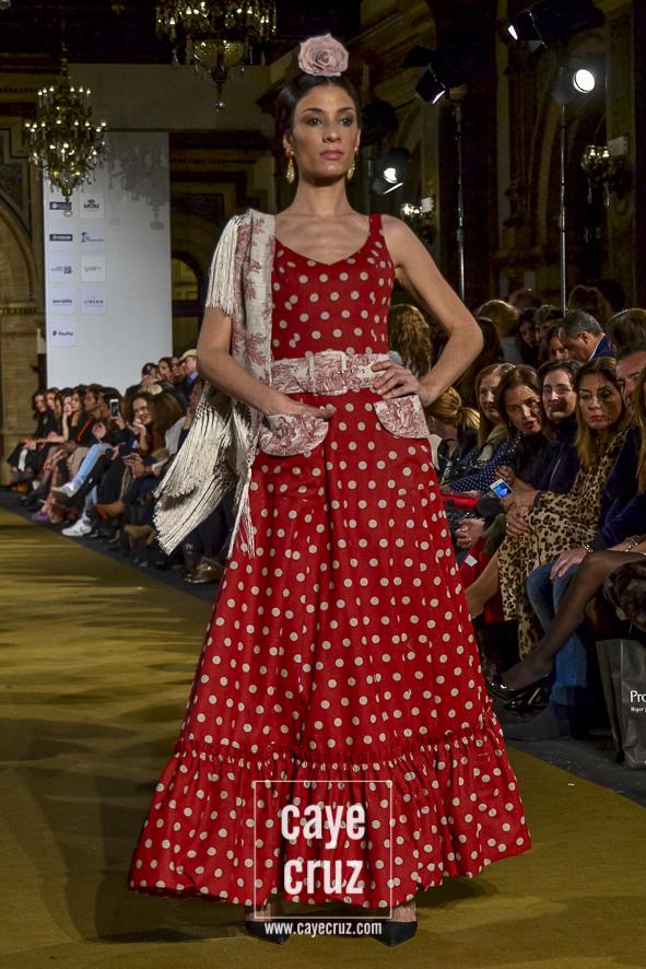 Moda Flamenca para el Rocío 2017 7