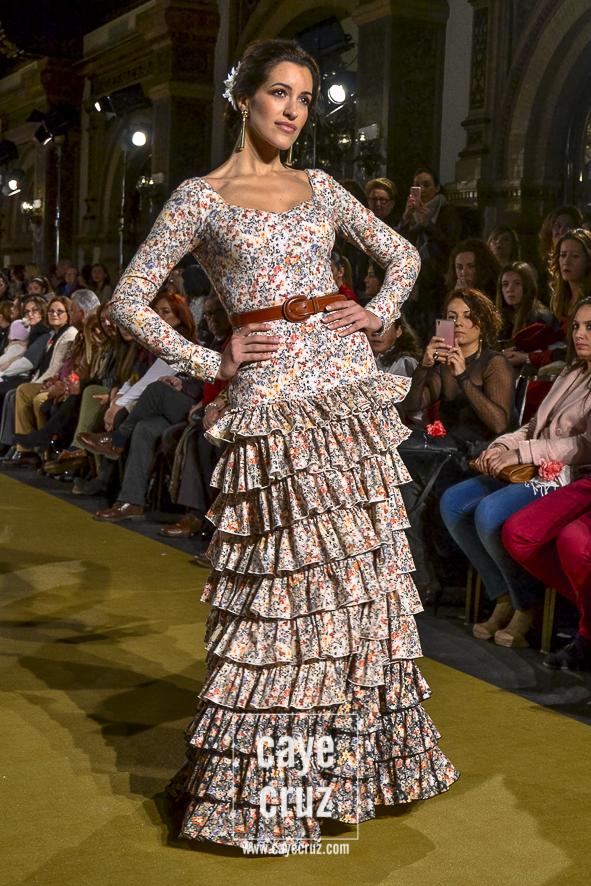 Moda Flamenca para el Rocío 2017 8