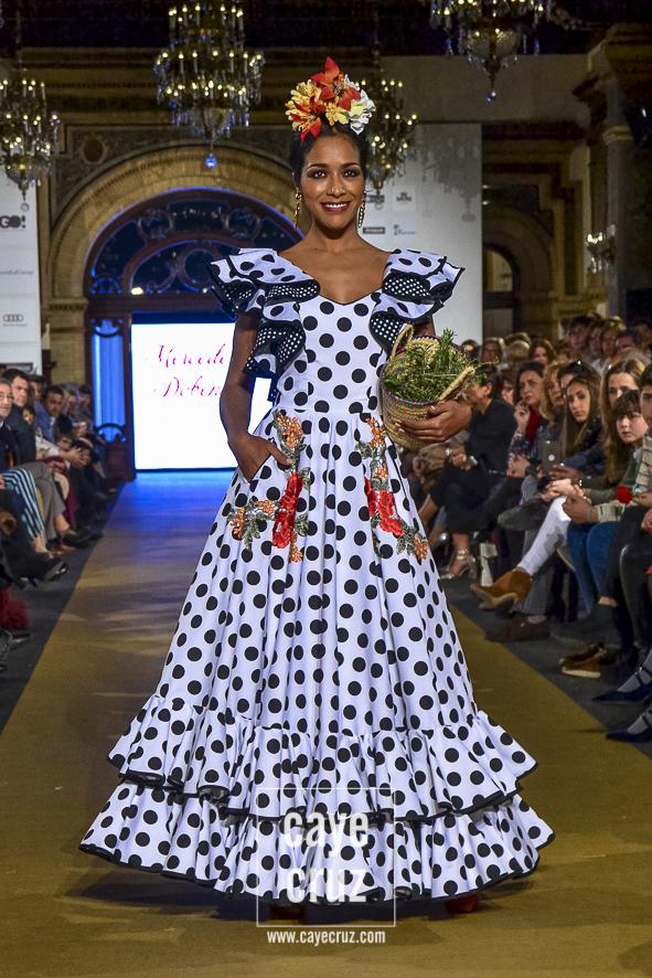 Moda Flamenca para el Rocío 2017 9