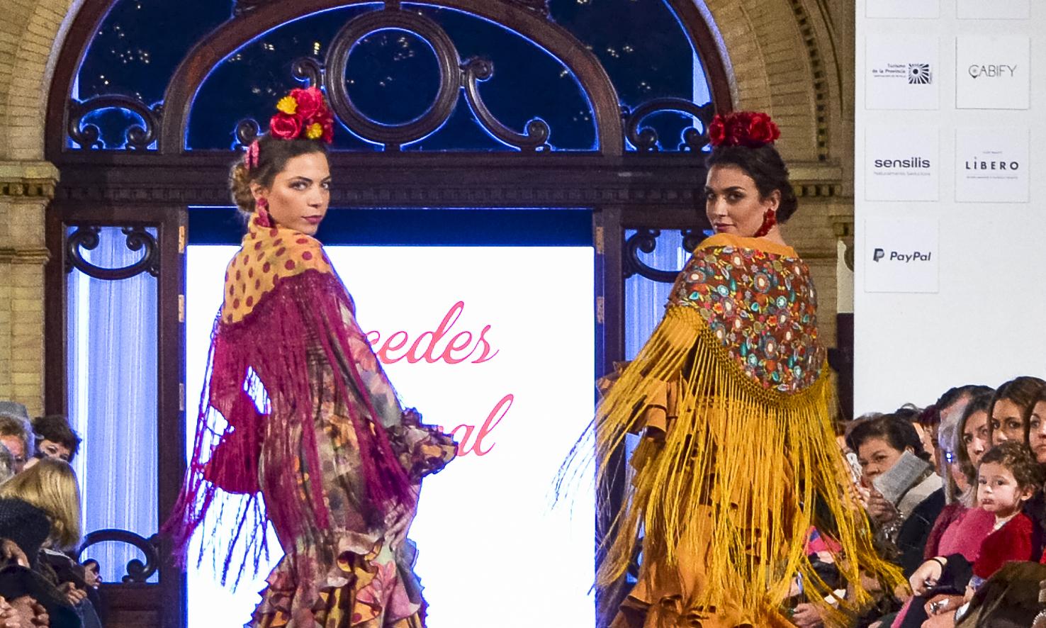 We Love Flamenco 2017. Mercedes Dobenal: Color Moreno