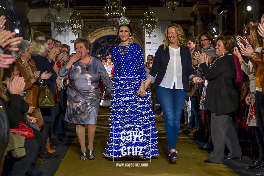 Mercedes Dobenal, costura y tradición desde Cantillana