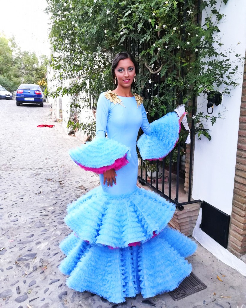 Flamenca Verano Jimena de la Frontera A Fernandez