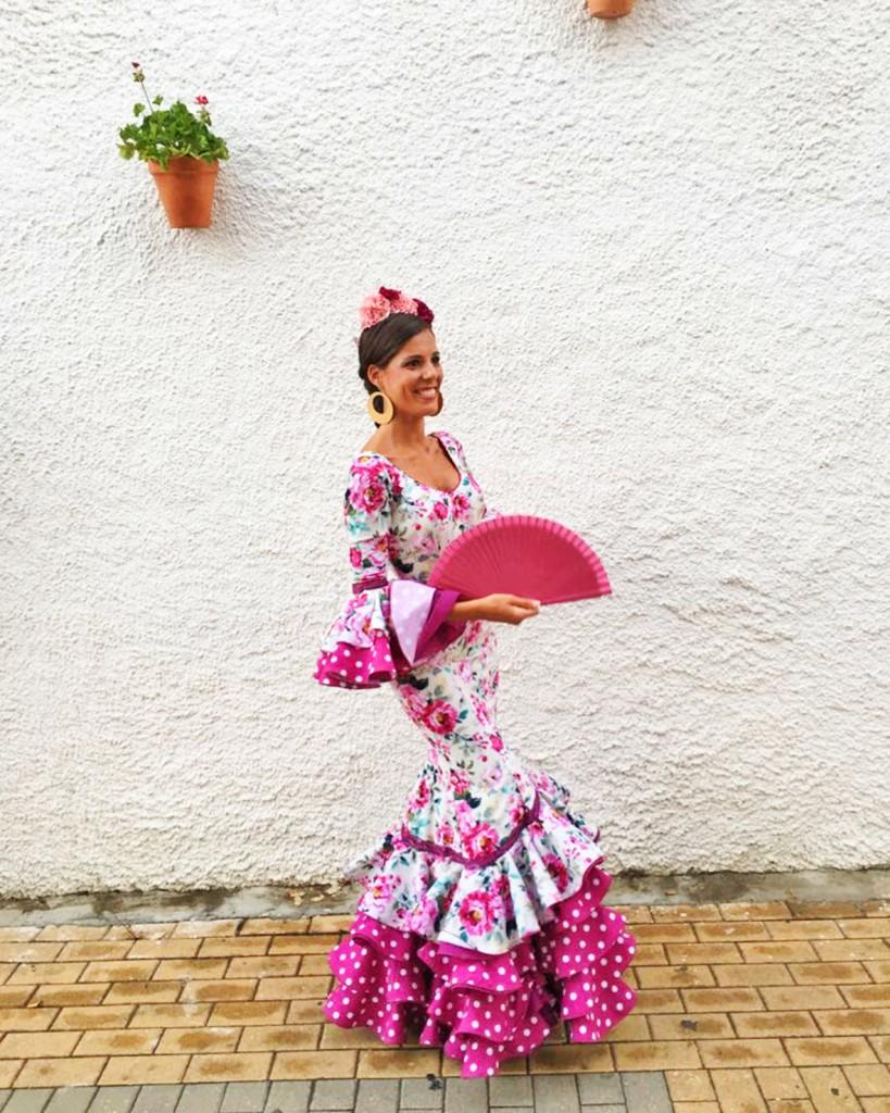Flamenca Verano Malaga Aires de Feria3