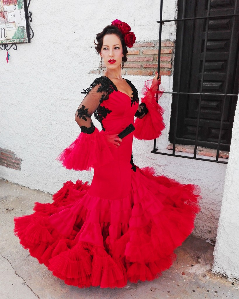 Flamenca Verano Malaga Florencio Perez1