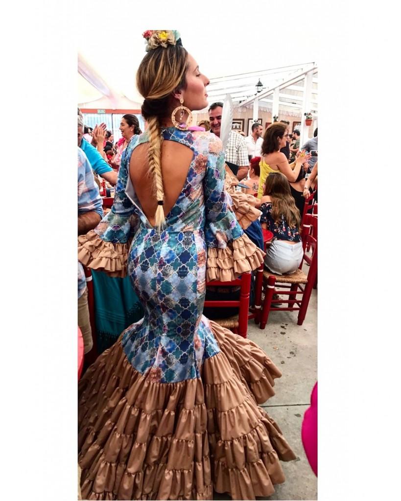 Flamenca Verano Malaga Lunilunares
