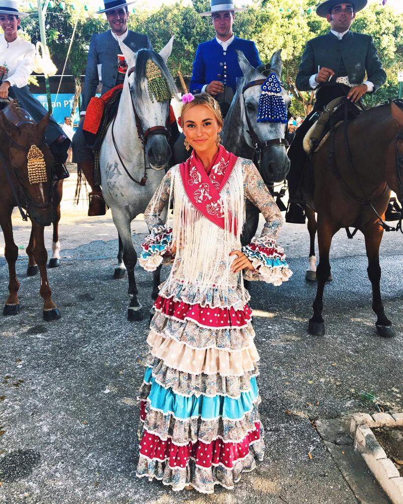 Flamenca Verano Malaga MDMO1