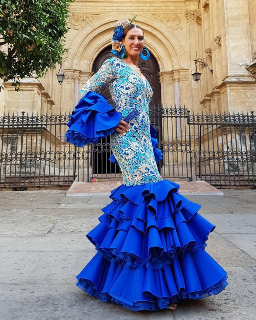 Flamenca Verano Malaga Pilar Arregui3