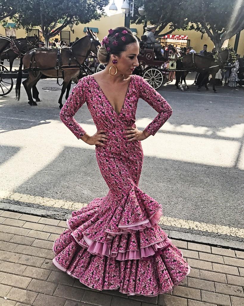 Flamenca Verano Malaga Pilar Arregui5