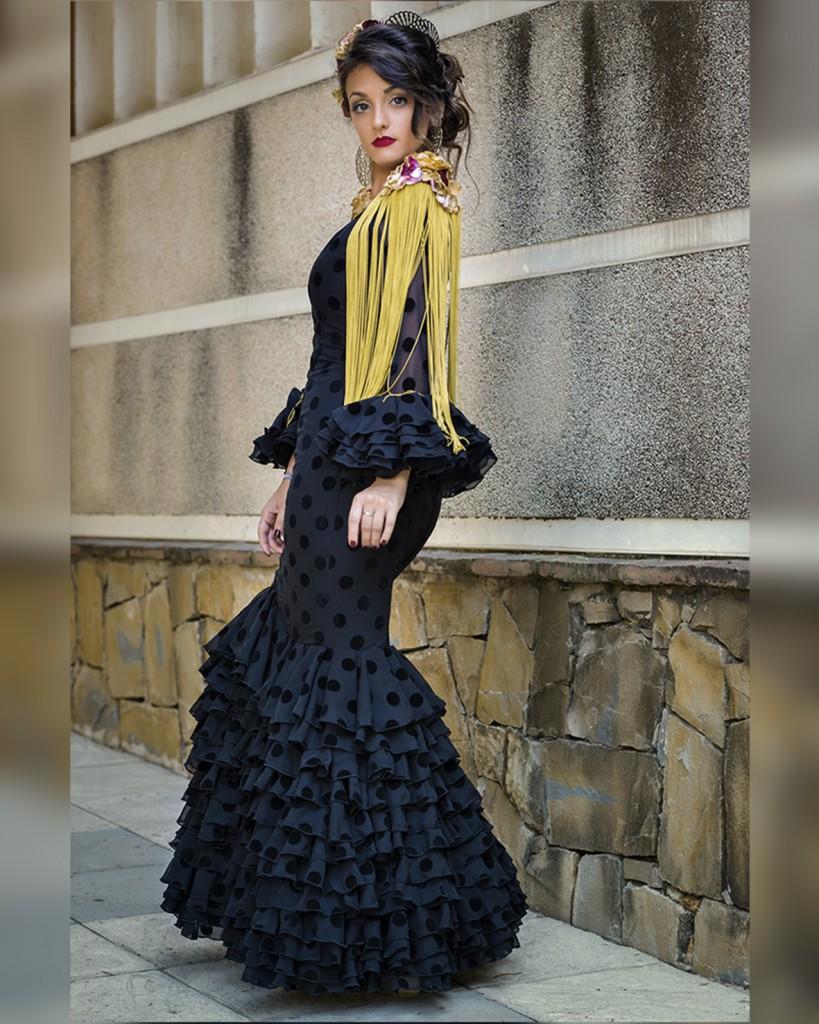 Flamenca Verano Malaga Rosapeula1