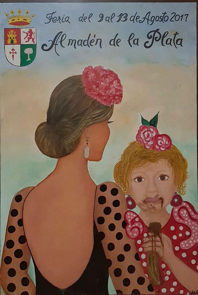 6 curiosidades sobre el cartel de la Feria de Almadén de la Plata
