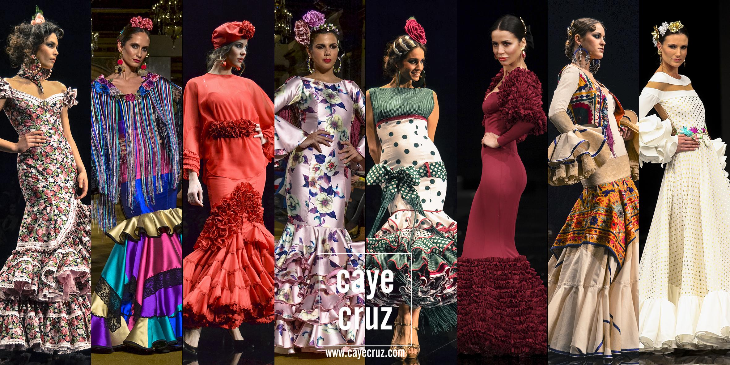 CayeCruz: 6 años amando la Moda Flamenca (y a sus musas)