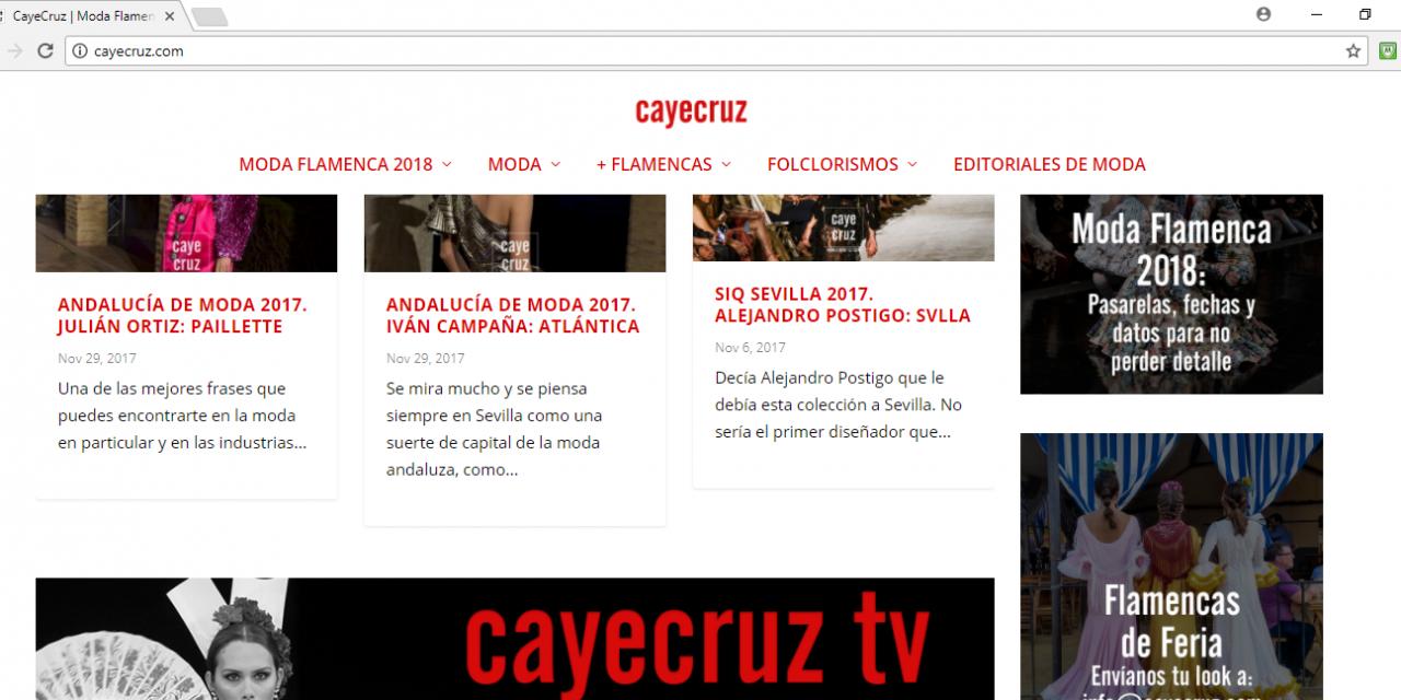 ¡Bienvenidos (de nuevo) a CayeCruz!