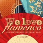 We Love Flamenco 2018. Presentación, timing de desfiles y novedades