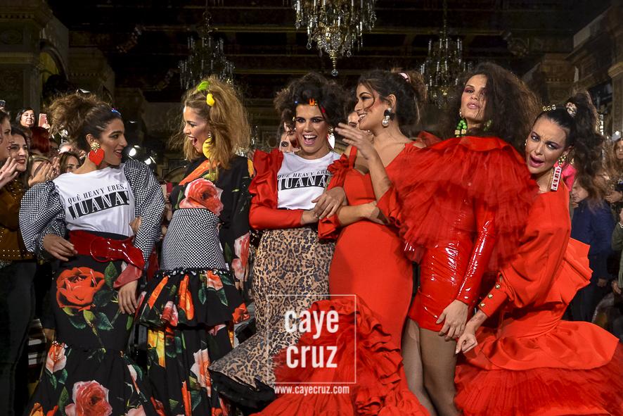 We Love Flamenco 2018. Javier Mojarro: ¡Qué heavy eres Juana!