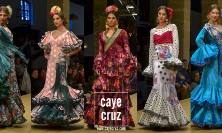 Pasarela Flamenca de Jerez 2018. Sábado