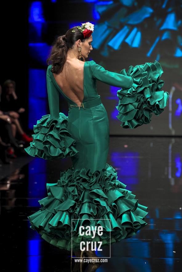 Vestidos de gitana mujer 2019