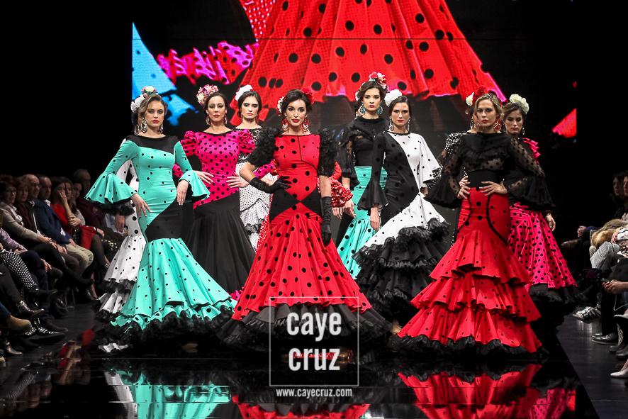 63a2f718f Moda Flamenca 2019: Calendario de pasarelas | CayeCruz