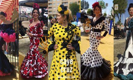 Flamencas en la Feria de Sevilla 2018: Vuestro album