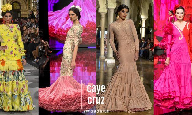 Moda Flamenca para la Feria 2018: Canasteros