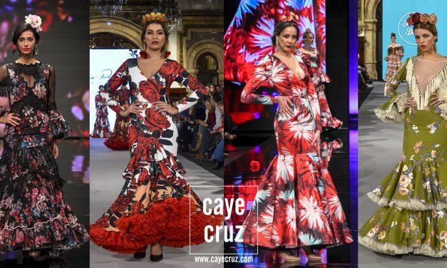 Moda Flamenca para la Feria 2018: Estampados