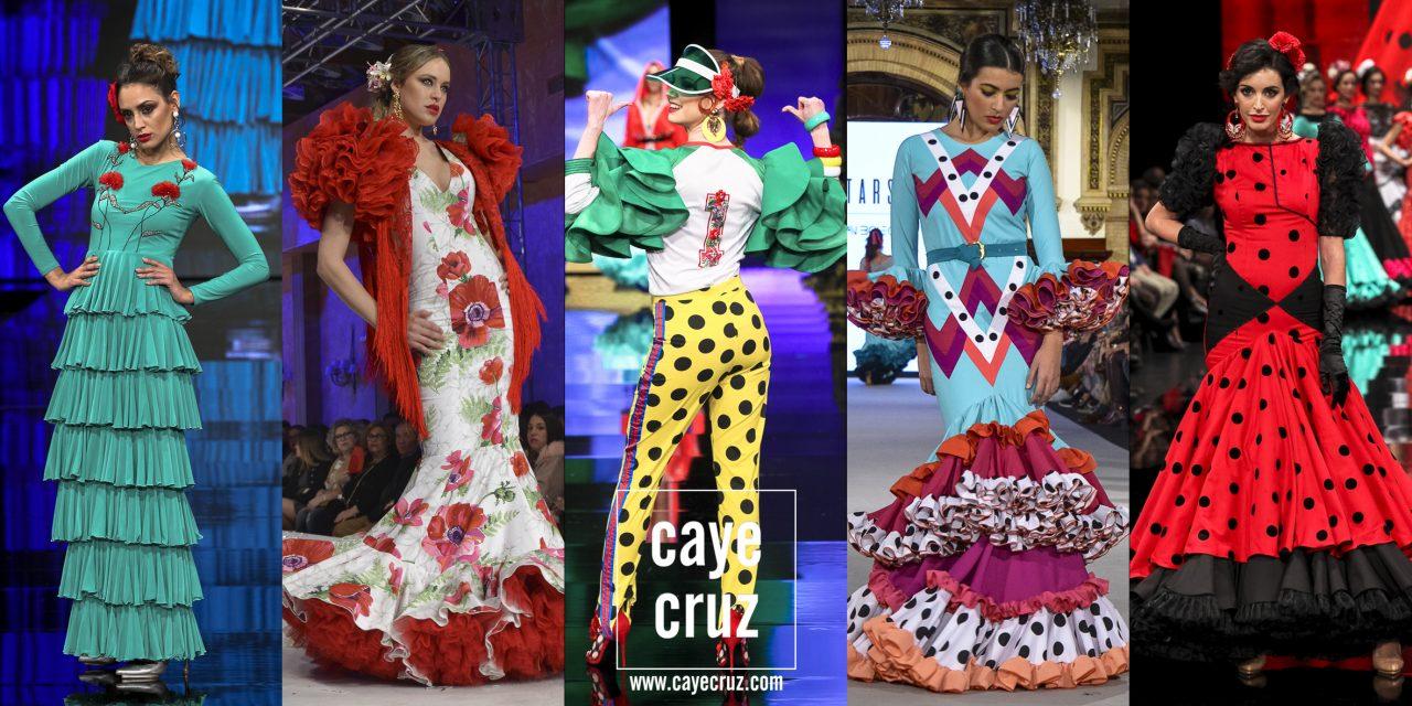 Moda Flamenca 2018: las 10 tendencias clave