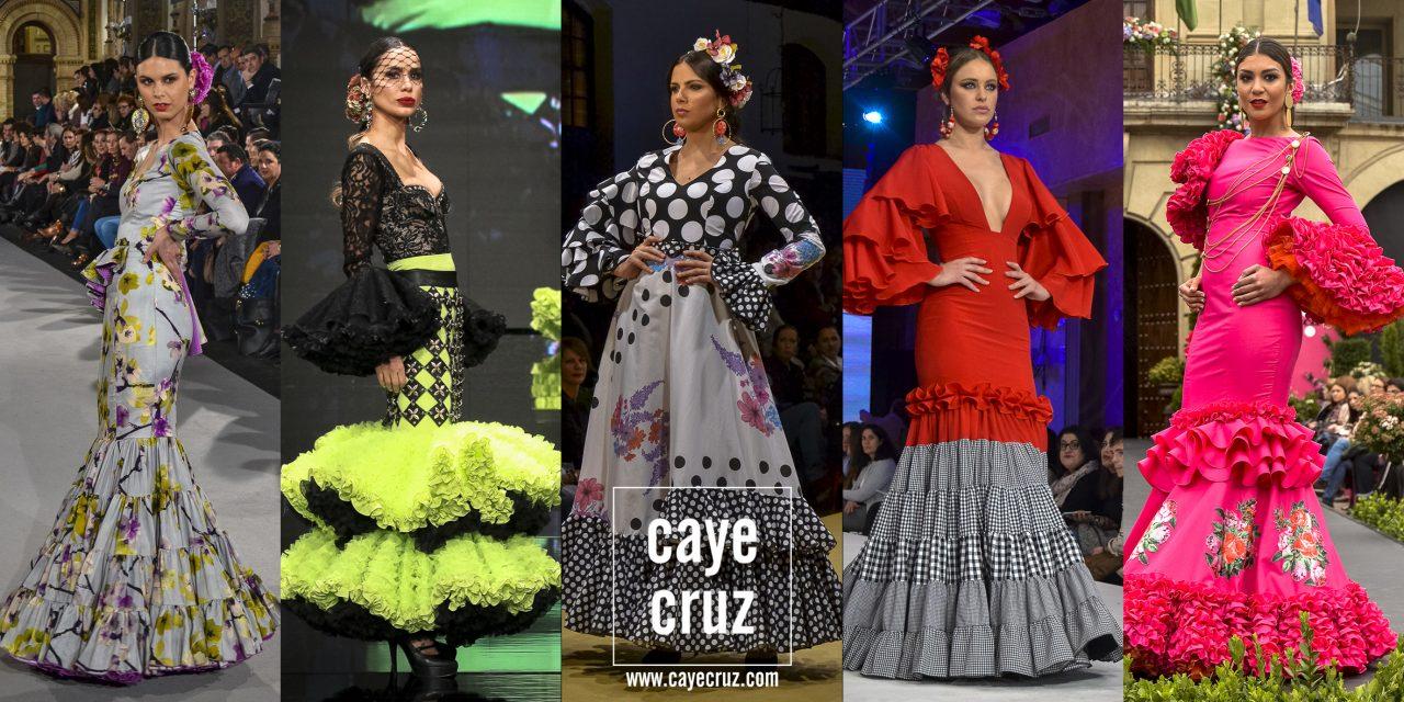 Trajes flamenca cortos 2019
