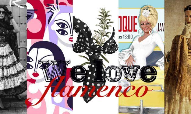 We Love Flamenco 2019: así se anuncian los diseñadores