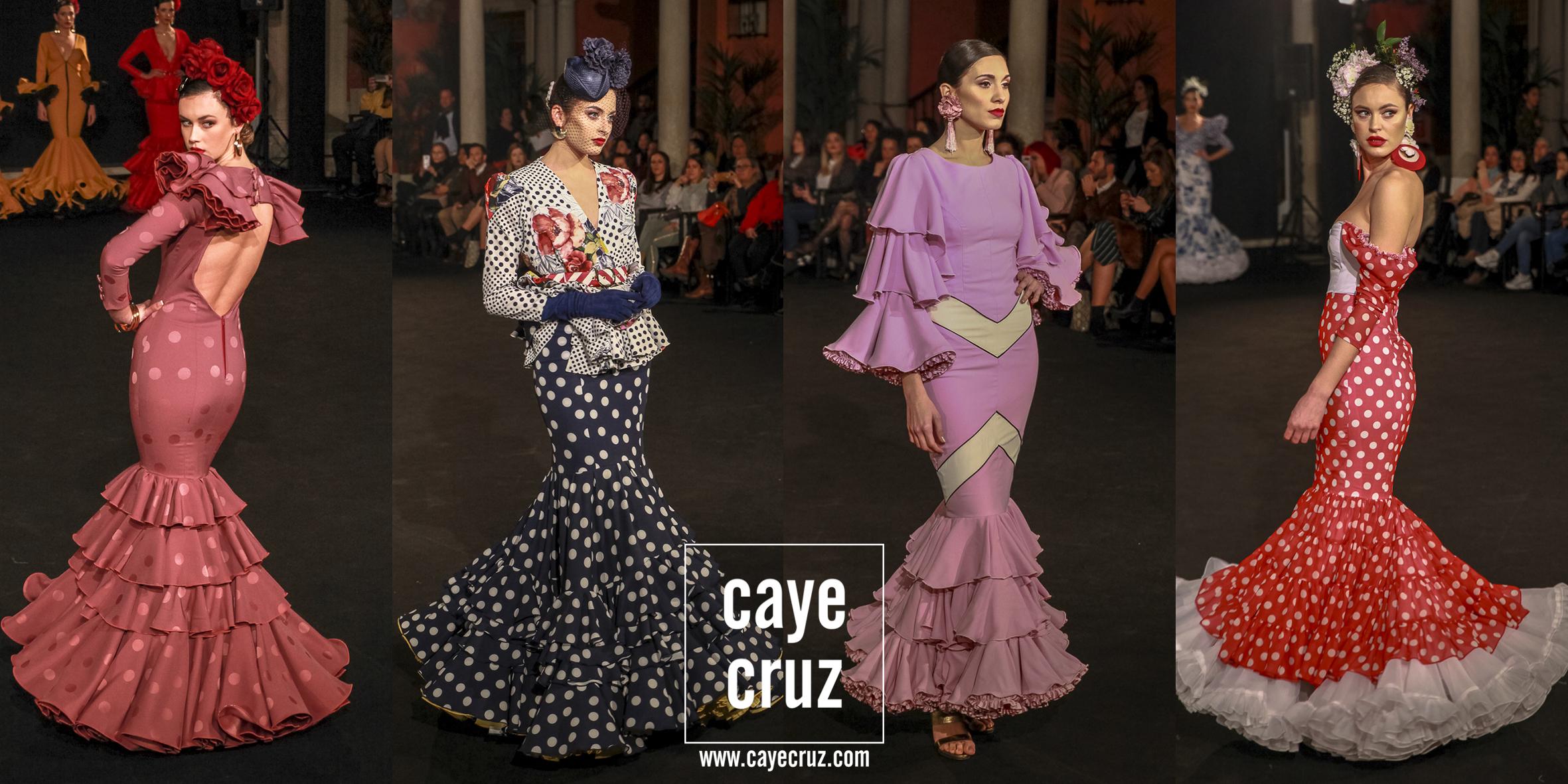 36d9c7997 Moda Flamenca 2019: Calendario de pasarelas   CayeCruz