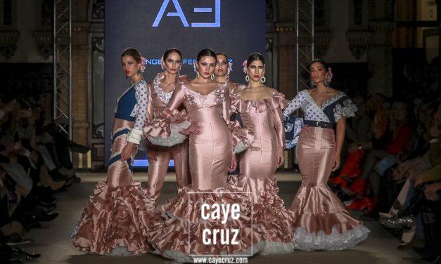 We Love Flamenco 2019. Ángeles Fernández: Auténtica