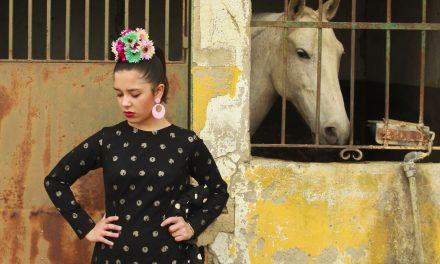 La Giraldilla: 'Salvaora', colección flamenca 2019