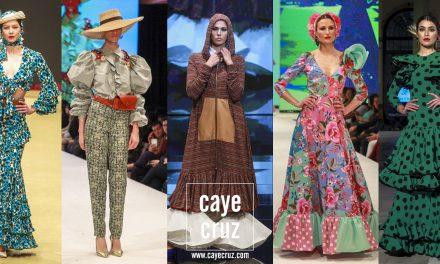 Moda Flamenca para el Rocío 2019: De la pasarela a la aldea