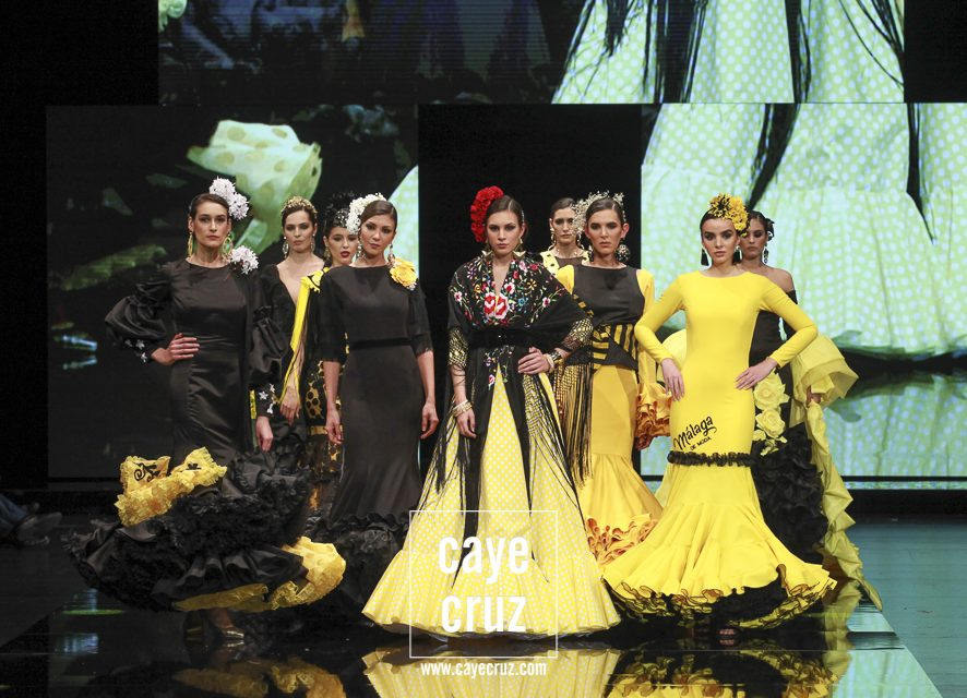 Málaga de Moda: de SIMOF a vestir de flamenca el verano