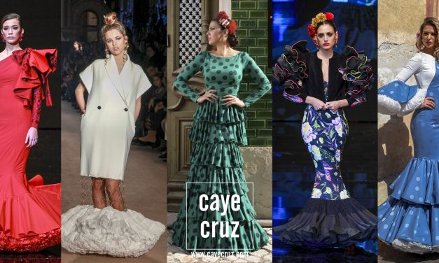 Moda Flamenca 2019: Las colecciones más vistas