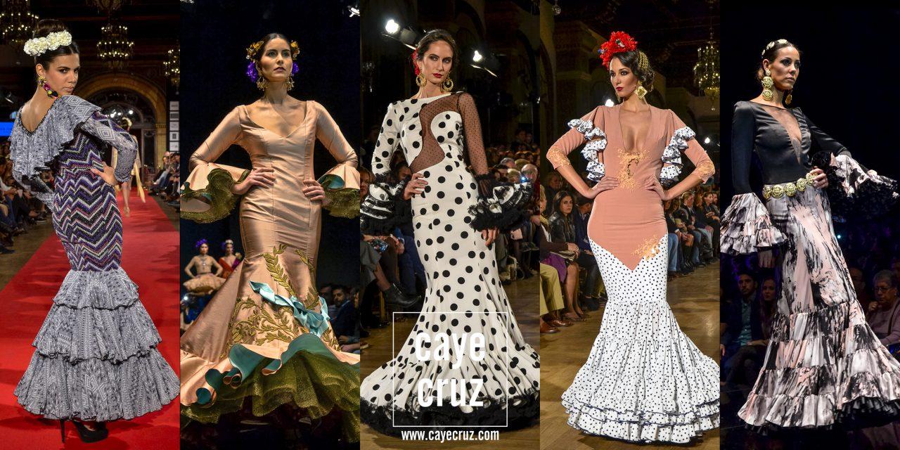 2016: el gran año de la década en moda flamenca