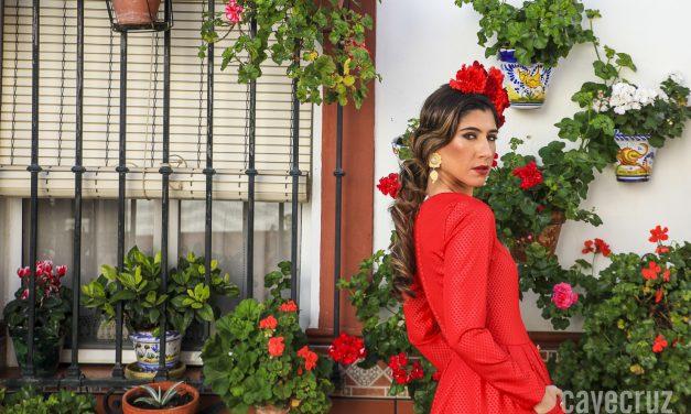Mercedes Dobenal: Color de Primavera – Colección Flamenca 2020