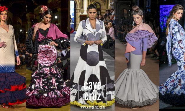 Ayer y Hoy en la Moda Flamenca (I): Ventura