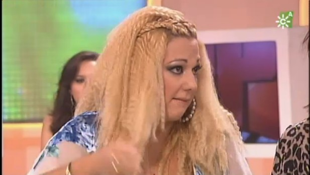 Mari Ángeles Marín quiere ser…. ¡Rihanna!