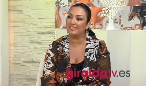 Entrevista a Macarena Giráldez en Giralda Televisión