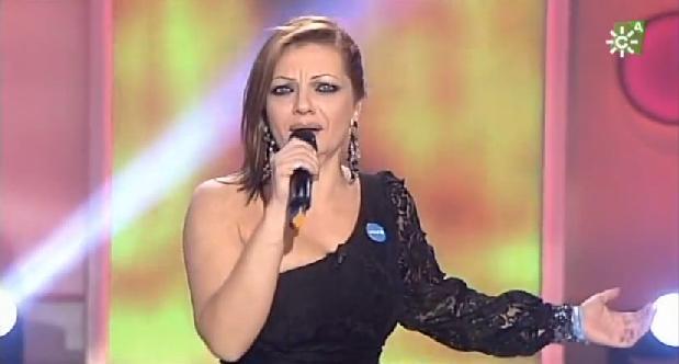 Los 10 Finalistas de Se Llama Copla 5: Selina Del Río.