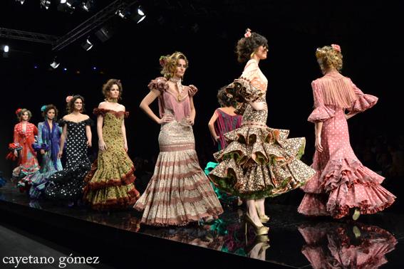 "Simof 2012: Pilar Vera ""Mis Flamencas"""