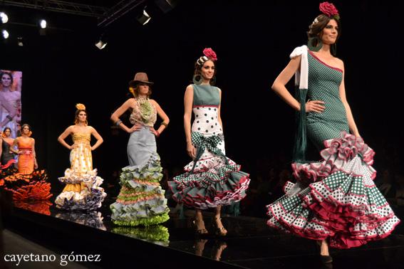 Simof 2012: Molina Moda Flamenca