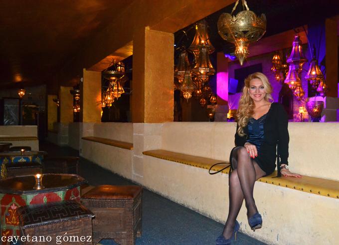 Entrevista a Nazaret Compaz