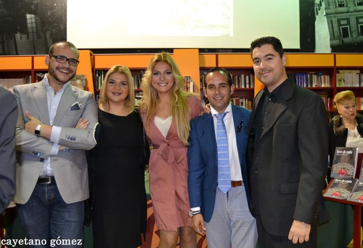 """Presentación del libro """"Voces de Copla"""" con Nazaret Compaz, Álvaro López y Rosa Marín"""