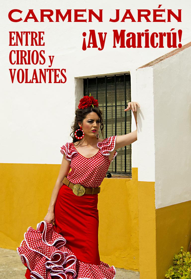 Carmen Jarén: Flamencas de Lebrija en el Rocío