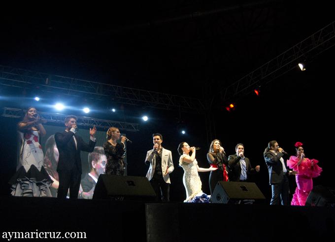 Se Llama Copla de concierto en Sevilla (Fibes)