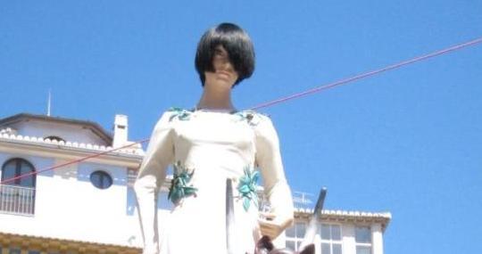 Corpus 2012: Así iba la Tarasca en Granada