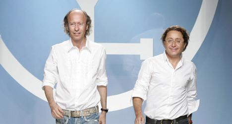 Victorio & Lucchino: Espejo de la crisis