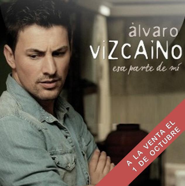 """""""Esa parte de mi"""" de Álvaro Vizcaíno se publica finalmente el 1 de Octubre"""
