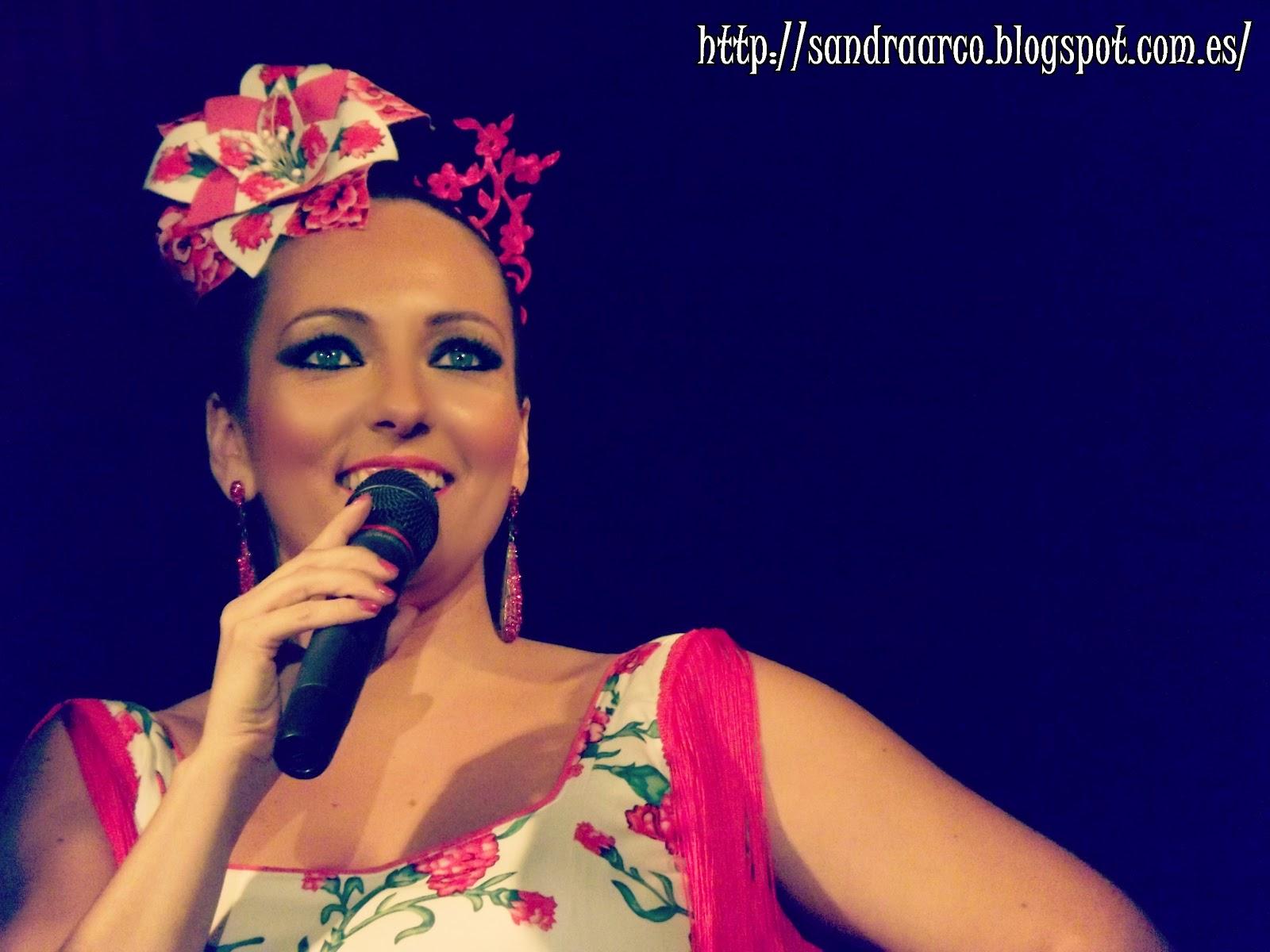 ¡Sandra Arco es concursante de La Voz!